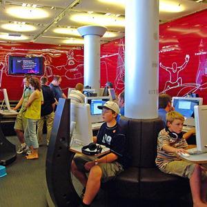 Интернет-кафе Верхнеяркеево
