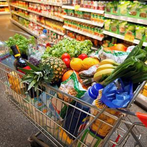 Магазины продуктов Верхнеяркеево