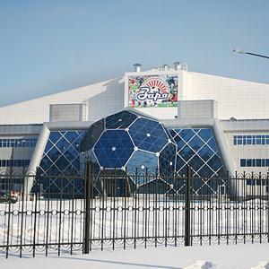 Спортивные комплексы Верхнеяркеево